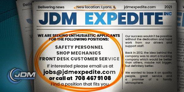JDM - Post center