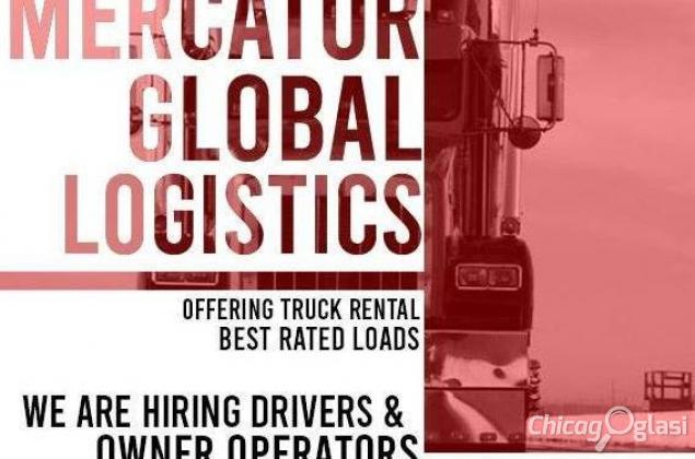 We are hiring drivers & owner operators