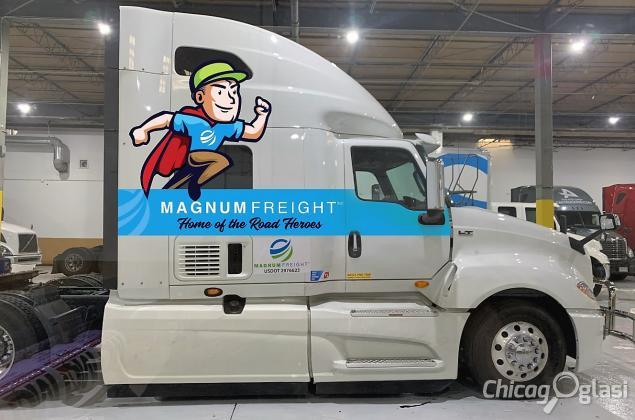 Magnum Freight, Inc. is hiring OTR Solo and Team Drivers!