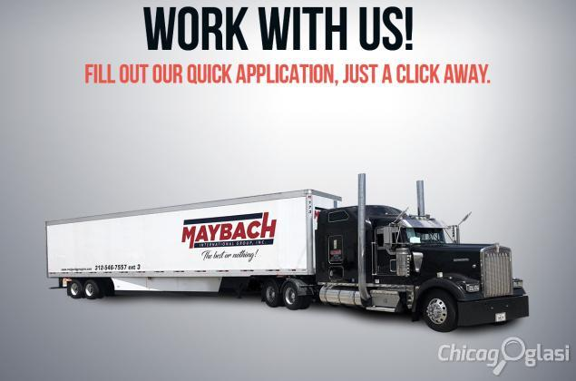 WE ARE HIRING OTR COMPANY DRIVERS