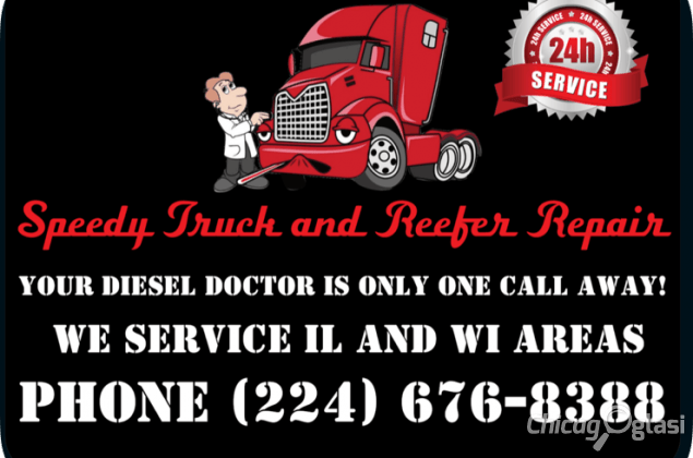 Speedy Truck and Reefer Repair