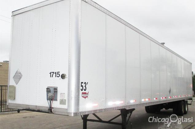 2005 WABASH NATIONAL For Sale In CHICAGO, Illinois
